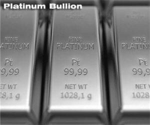 Why Buy Platinum Bullion