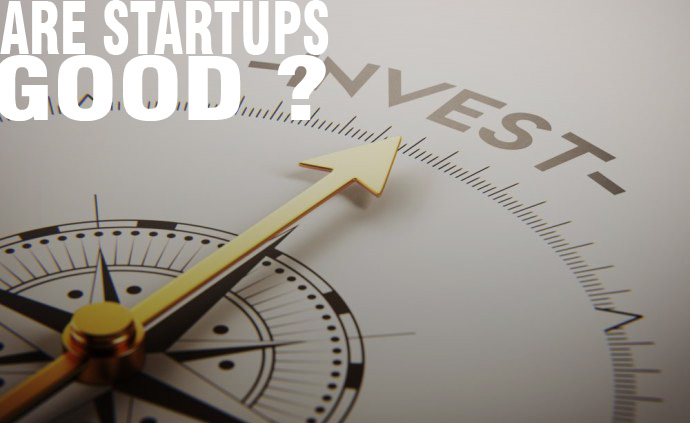 Do Startups Really Change The World?
