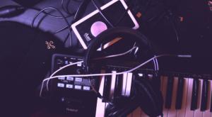 Music startup funding site