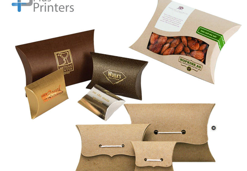 How Can Pillow Boxes Give Your Business A Peak Value